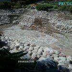 пруд с песчаным пляжем в Самаре