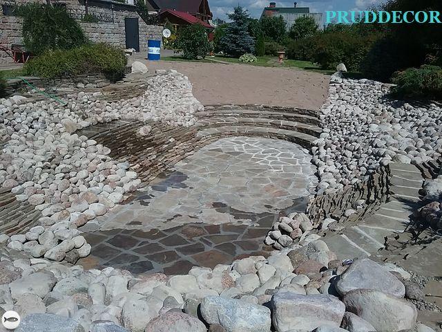 Стоимость строительства пруда в Самаре