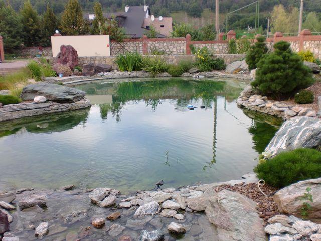 Строительство прудов и водопадов в Самаре