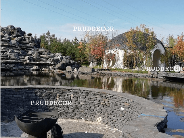 Фото прудов и водопадов в Самаре