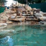 Купель с водопадом в Самаре
